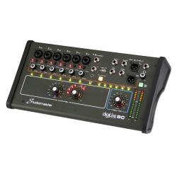 STUDIOMASTER digiLivE 8C 8 Input Digital Mixer