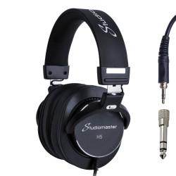 STUDIOMASTER H5 Monitoring Headphones