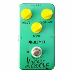 JOYO JF-01: Vintage Overdrive Pedal