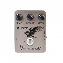 JOYO JF-08: Digital Delay Pedal