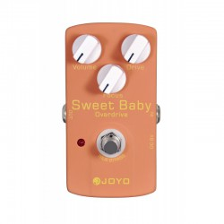 JOYO JF-36: Sweet Baby Overdrive Pedal