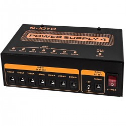 JOYO JP-04: Isolated Guitar Effect Pedal Multi Power Supply 4