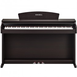 KURZWEIL M110SR: Fully-Weighted, 88 Note, Hammer-Action Digital Piano (Rosewood)