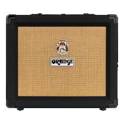ORANGE CRUSH 20RT-BK: 20W Guitar Amp Combo With Reverb & Tuner (BLACK)