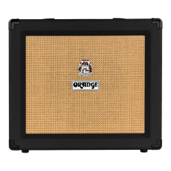ORANGE CRUSH 35RT-BK: 35W Guitar Amp Combo With Reverb & Tuner (BLACK)