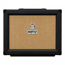 "ORANGE PPC-112-BK: 60W Guitar Speaker Cabinet 1X12"" (BLACK)"