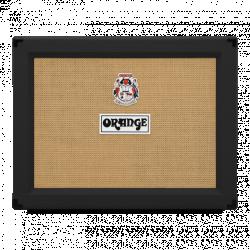 """ORANGE PPC-212-OB-BK: 120W, 2 X 12"""" Speaker Cabinet (BLACK)"""