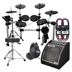 Carlsbro CSD600PK Electronic Drum Kit Package